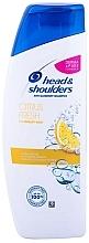 Parfumuri și produse cosmetice Şampon anti-mătreață pentru păr gras - Head & Shoulders Citrus Fresh Shampoo