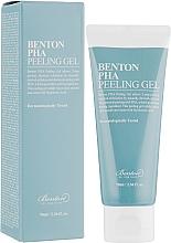 Parfumuri și produse cosmetice Gel peeling cu acid lactobionic - Benton PHA Peeling Gel