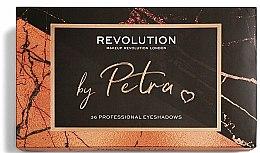Farduri de ochi - Makeup Revolution X Petra 36 Shade Eyeshadow Palette — Imagine N4