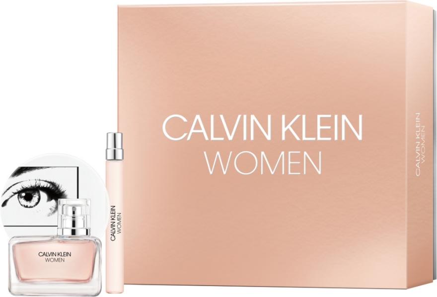Calvin Klein Women - Set (edp/50ml + edp/10ml)