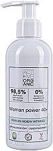 Parfumuri și produse cosmetice Gel pentru igiena intimă - Active Organic Active Woman 40+