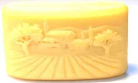 """Săpun """"Portocală"""" - Ma Provence Marseille Soap Orange — Imagine N2"""