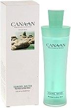 Parfumuri și produse cosmetice Toner pe bază de apă pentru ten normal și uscat - Canaan Minerals & Herbs Toning Water Normal to Dry Skin