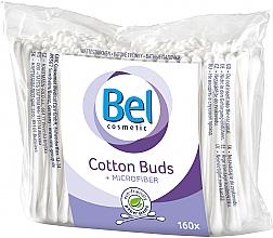 Parfumuri și produse cosmetice Bețișoare din bumbac cu microfibră - Bel Cotton Buds