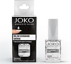 Parfumuri și produse cosmetice Gel de îndepărtare a cuticulei - Joko Manicure Salon