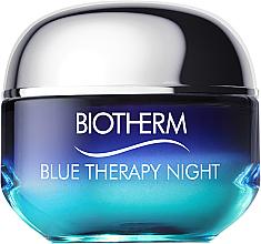 Parfumuri și produse cosmetice Cremă de noapte pentru față - Biotherm Blue Therapy Night Cream