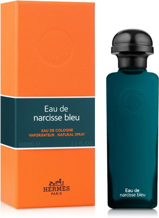 Hermes Eau De Narcisse Bleu - Apă de colonie (tester cu capac) — Imagine N2