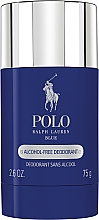Parfumuri și produse cosmetice Ralph Lauren Polo Blue - Deodorant