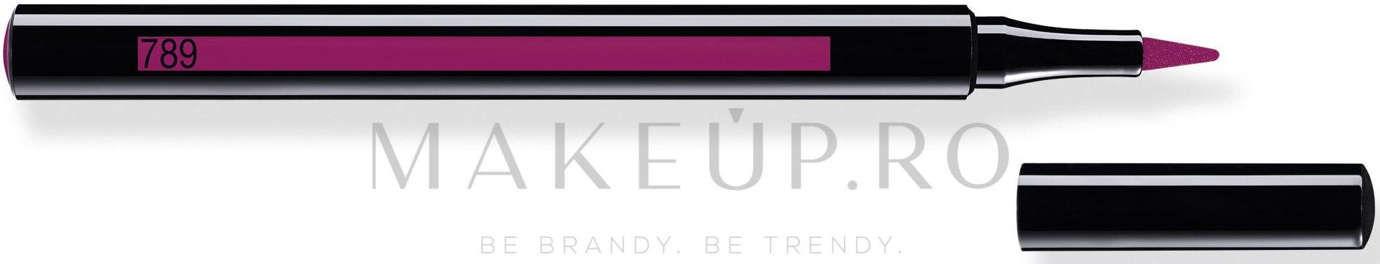 Tuș-Stick pentru buze - Dior Rouge Dior Ink Lip Liner — Imagine 789 - Superstitious