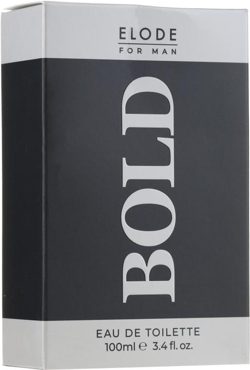 Elode Bold - Apă de toaletă