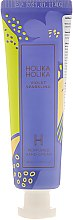 "Parfumuri și produse cosmetice Cremă de mâini ""Violete"" - Holika Holika Violet Sparkling Perfumed Hand Cream"