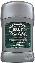 Parfumuri și produse cosmetice Brut Parfums Prestige Original - Deodorant-stick