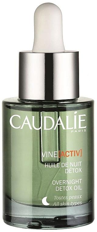 Ulei detox de noapte - Caudalie VineActiv Overnight Detox Oil
