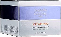 Parfumuri și produse cosmetice Cremă de față - Isabelle Lancray Vitamina Vitamined Coctail Cream