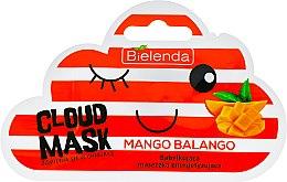 """Parfumuri și produse cosmetice Mască-Nouraș """"Mango"""" pentru față - Bielenda Cloud Mask Mango Balango"""