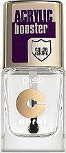 Parfumuri și produse cosmetice Fixator pentru unghii - Delia Acrylic Booster Top Coat