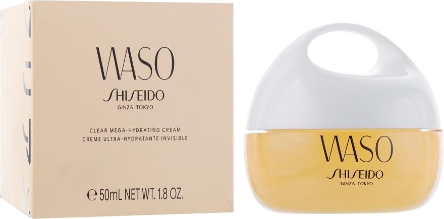 Cremă hidratantă - Shiseido Waso Clear Mega-Hydrating Cream