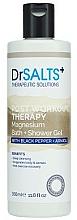 Parfumuri și produse cosmetice Gel de duș - Dr Salts + Post Workout Therapy Magnesium Shower Gel