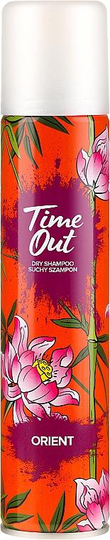 Șampon uscat pentru păr - Time Out Dry Shampoo Orient — Imagine N3