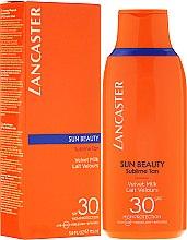 Parfumuri și produse cosmetice Lapte de corp - Lancaster Sun Beauty Velvet Milk Sublime Tan SPF 30