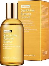 Parfumuri și produse cosmetice Booster esență cu efect activ - By Wishtrend Quad Active Boosting Essence