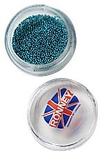 Parfumuri și produse cosmetice Strasuri pentru unghii, 00379, turcoaz - Ronney Professional Decoration For Nails