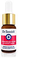 Parfumuri și produse cosmetice Ulei cu efect de întărire pentru unghii - Delia Dr. Szmich Nail Oil