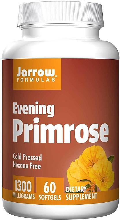 """Suplimente alimentare """"Ulei de primula de seară"""" - Jarrow Formulas Evening Primrose — Imagine N1"""