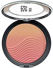 Parfumuri și produse cosmetice Fard de obraz - Make Up Factory Design Ombre Blusher