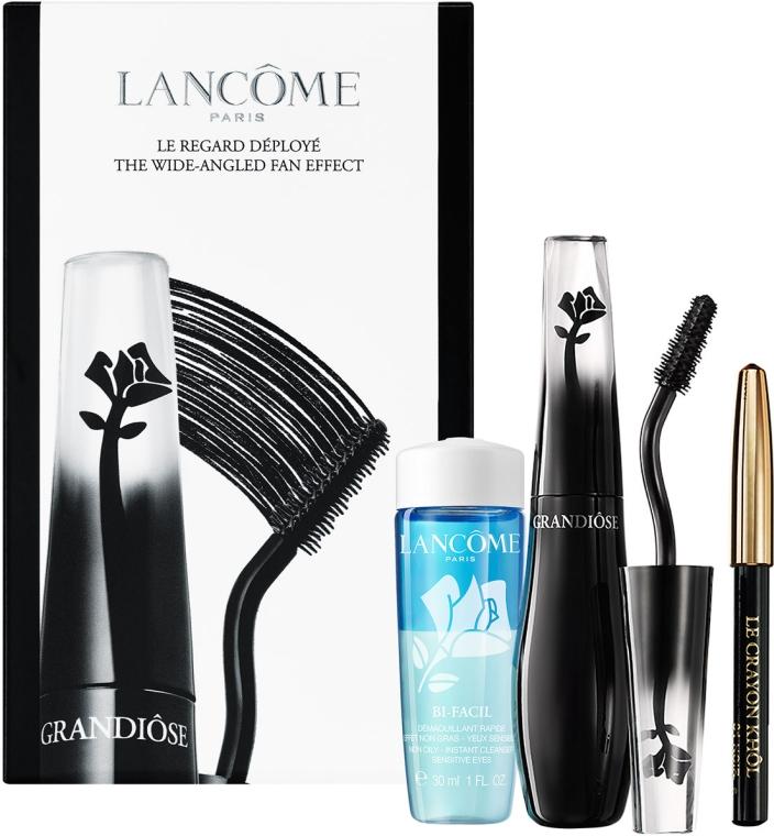 Set - Lancome Grandiose Set (mascara/10ml + cleancer/30ml + crayon/0.7g) — Imagine N1