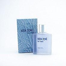 Parfumuri și produse cosmetice Chat D'or Keen Zone For Men - Apă de toaletă