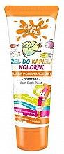 Parfumuri și produse cosmetice Gel de duș cu miros de portocală, pentru copii - Chlapu Chlap Bath & Shower Gel