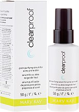 Parfumuri și produse cosmetice Ser pentru ten problematic - Mary Kay Clear Proof Serum For Oily Skin