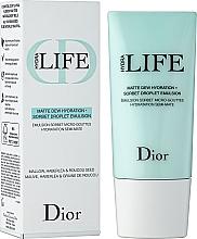 Parfumuri și produse cosmetice Emulsie pentru față - Dior Hydra Life Sorbet Emulsion