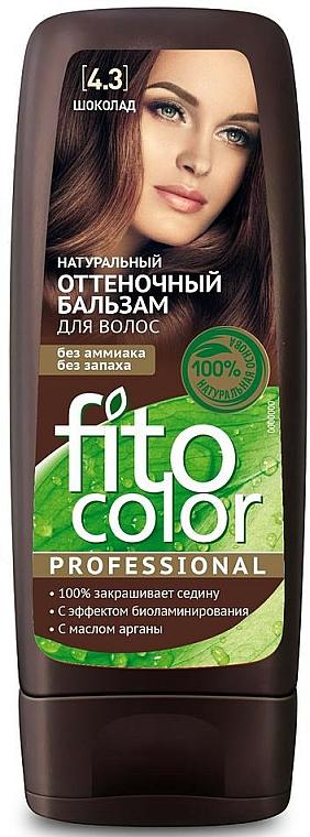 Balsam nuanțator pentru păr - FitoKosmetik FitoColor Professional