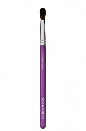Pensulă pentru farduri de ochi - Boys'n Berries Classic Blender Eye Brush