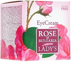 Cremă pentru conturul ochilor - BioFresh Rose of Bulgaria Eye Cream — Imagine N2
