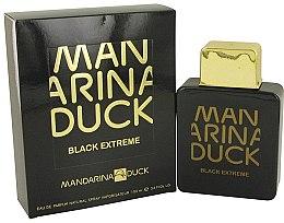 Parfumuri și produse cosmetice Mandarina Duck Black Extreme - Apă de parfum