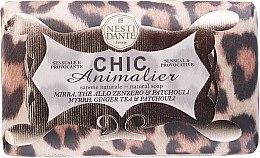 """Parfumuri și produse cosmetice Săpun """"Leopard"""" - Nesti Dante Chic Animalier Soap"""