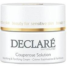 Parfumuri și produse cosmetice Cremă anticuperoză - Declare Couperose Solution Stabilizing & Fortifying Cream