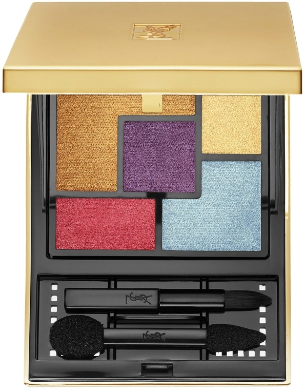 Fard de pleoape - Yves Saint Laurent 5 Couleurs Couture Palette