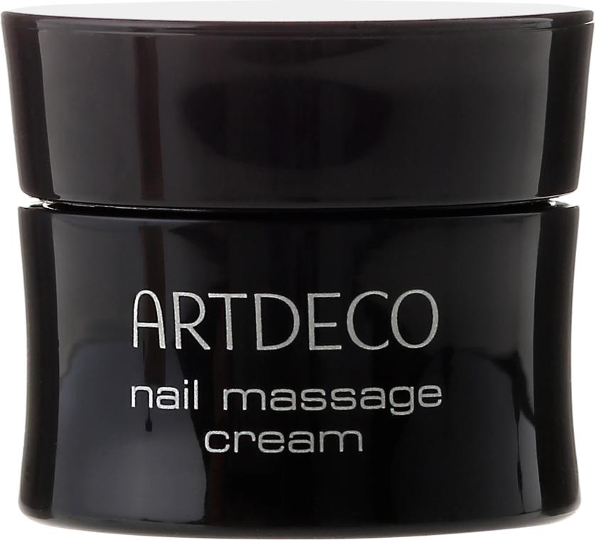 Cremă pentru cuticule - Artdeco Nail Massage Cream — Imagine N2