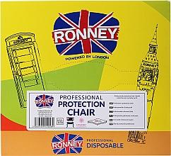 Parfumuri și produse cosmetice Huse scaune pentru frizerie - Ronney Professional Protection Chair Cover