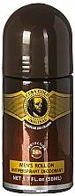 Parfumuri și produse cosmetice Cuba Gold - Deodorant roll-on