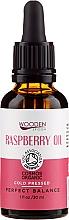 Parfumuri și produse cosmetice Ulei de zmeură - Wooden Spoon Raspberry Oil