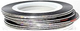 Parfumuri și produse cosmetice Bandă decorativă pentru unghii - Silcare Decorative Tape