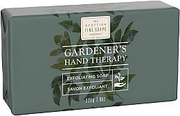 Parfumuri și produse cosmetice Săpun - Scottish Fine Soaps Gardeners Therapy Exfoliating Soap