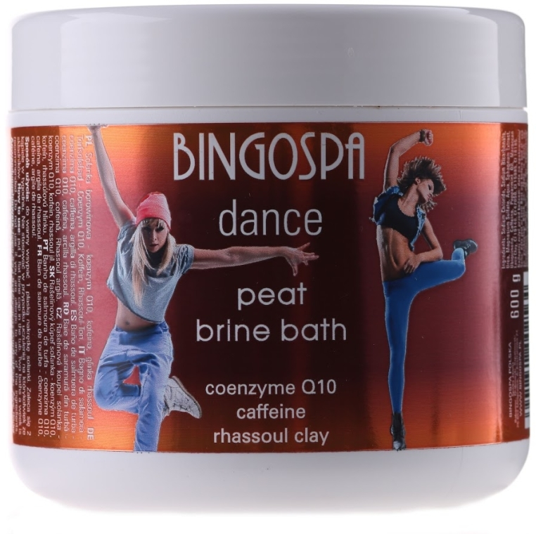 Argilă pentru corp - BingoSpa Brine Mud SPA With Clay — Imagine N1