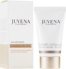 Parfumuri și produse cosmetice Cremă pentru mâini - Juvena Skin Specialists Regenerating Hand Cream