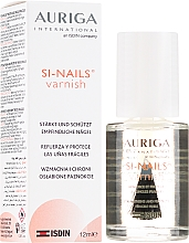 Parfumuri și produse cosmetice Întăritor de unghii - Auriga Si-Nails Varnish